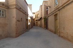 ruelle de Kashgar