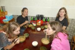 Noodles du Sichuan