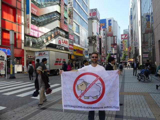 10Torsions à Tokyo
