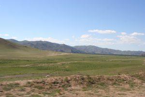 souvenir de Mongolie en 2005 avec Seb