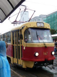 Ekaterinburg : la tramway 2