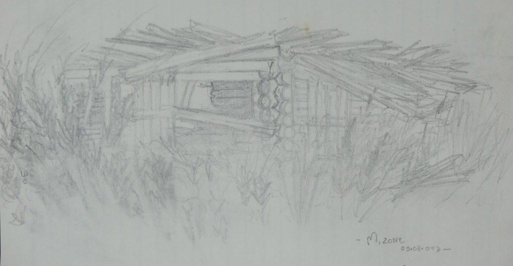 MZone : maison abandonnée - Eve