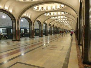 station Mayakovskaya