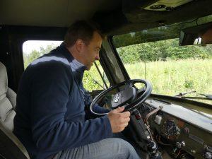 Conduire un véhicule russe en pleine taïga : insolite ?