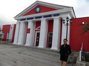 théâtre provincial (recto)