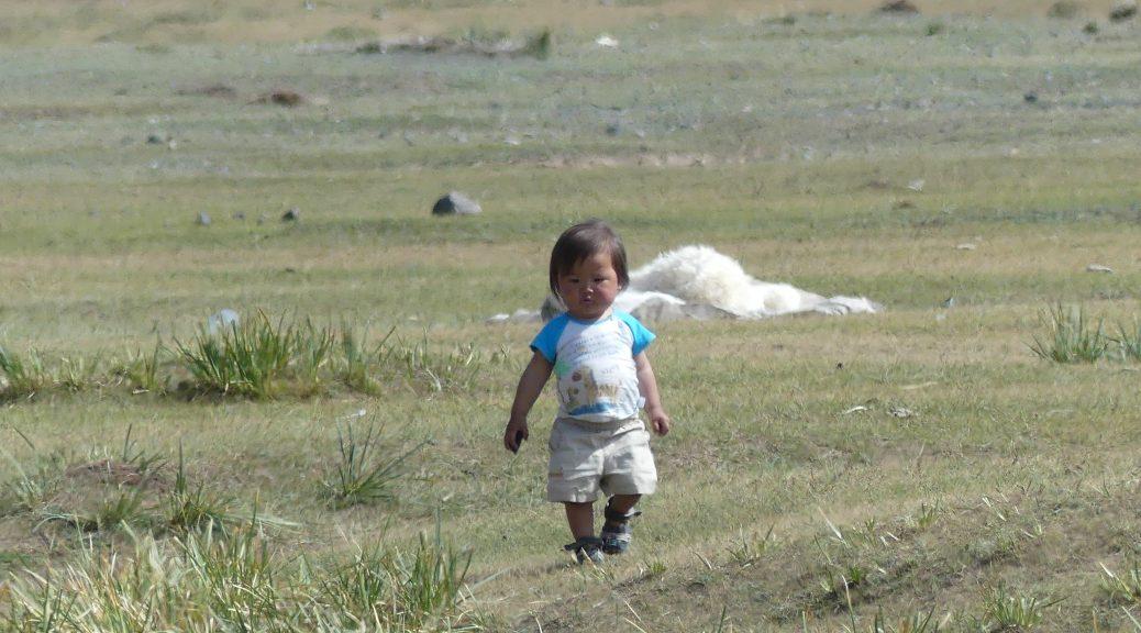 Kido en Mongolie