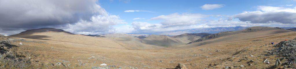 Paysage de l'Altaï