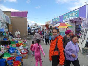 marché d'ölgii