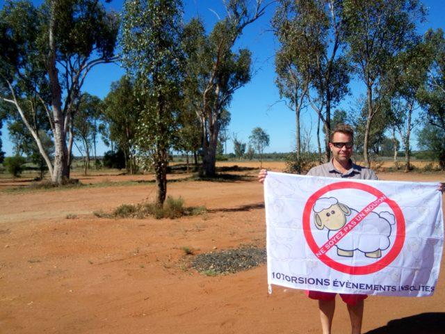 10Torsions outback Australie
