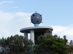 Boum ! (mémorial de Beachport)