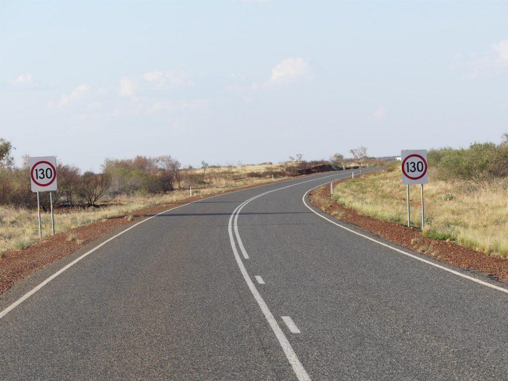 sur la même highway, à peine plus loin