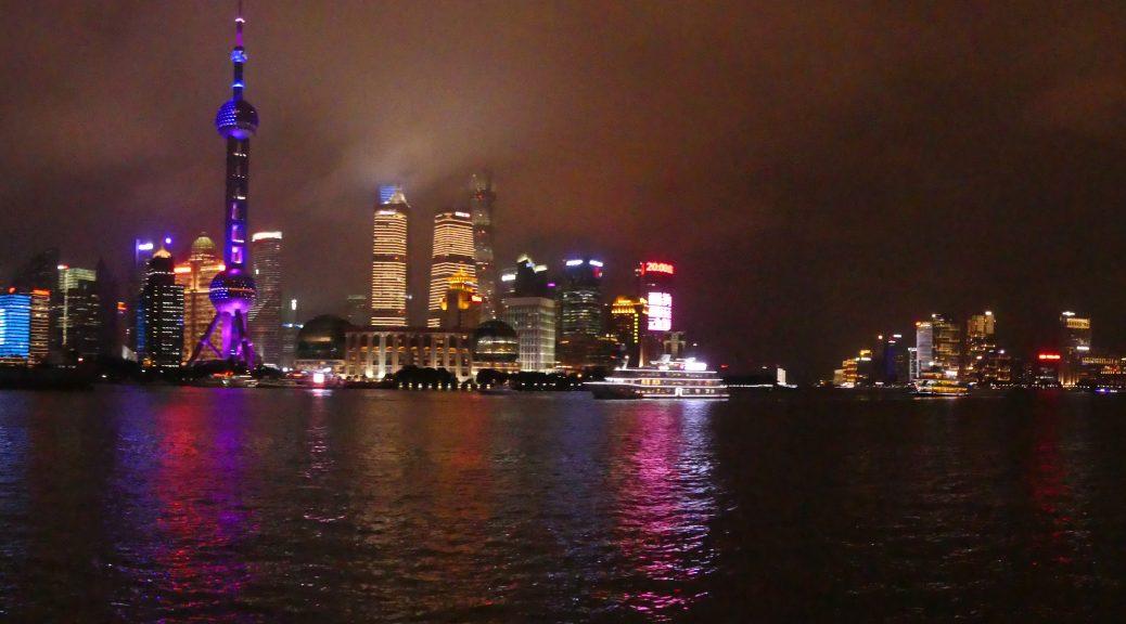 Shanghaï skyline