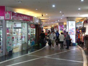 le fake market à Shanghai