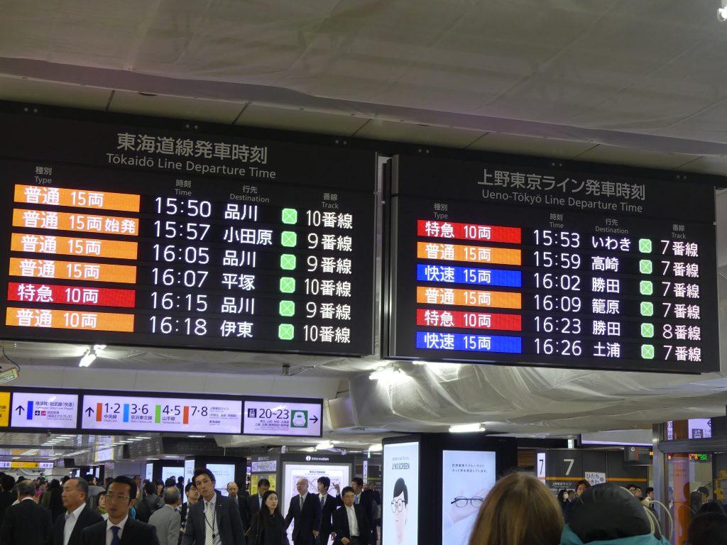 Prendre le train pour Kyoto, faccile