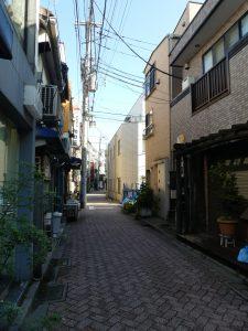 Tokyo, un vrai quartier sans touristes