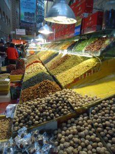 marché d'Urumutchi