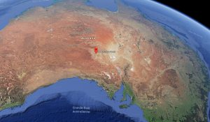 COOBER PEDY en AUSTRALIE
