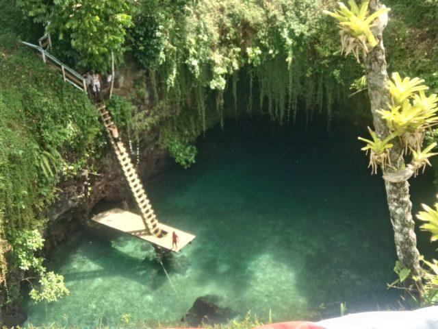 10Torsions à Samoa