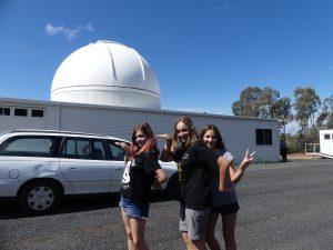 Milroy Observatory vu de près