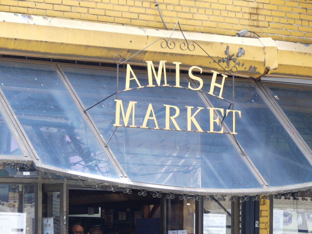 Amish Market à Manhattan