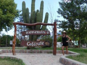 Bienvenue à Cafayate