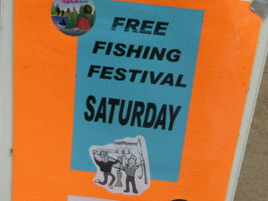 Concours de pêche à Saginaw MI