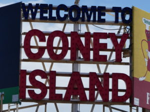 Bienvenue à Coney Island