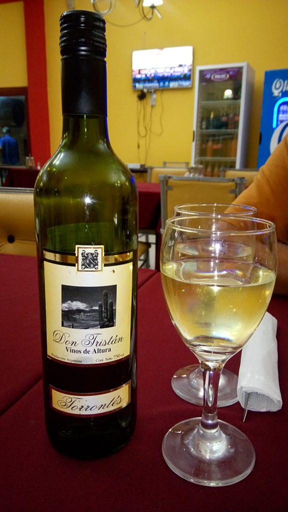 vin d'altitude