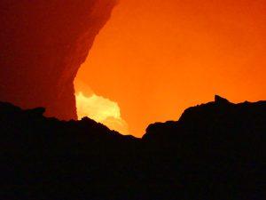 Excursion au volcan Masaya