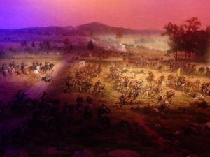 Cyclorama de Gettysburg, PA
