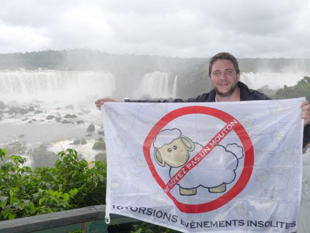 10Torsions à Iguazu, Argentine