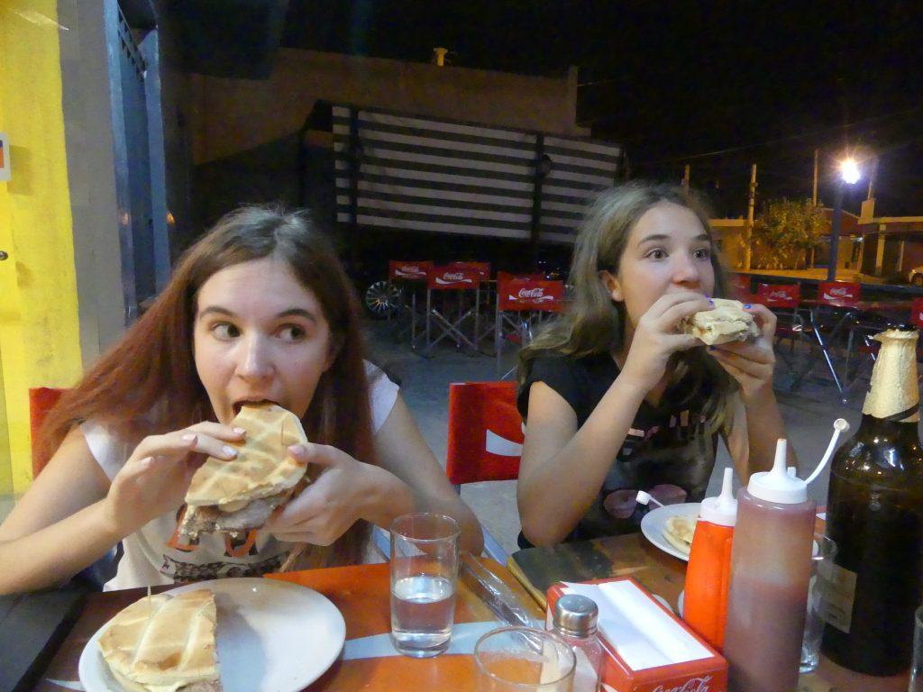 La Rioja : sandwiches