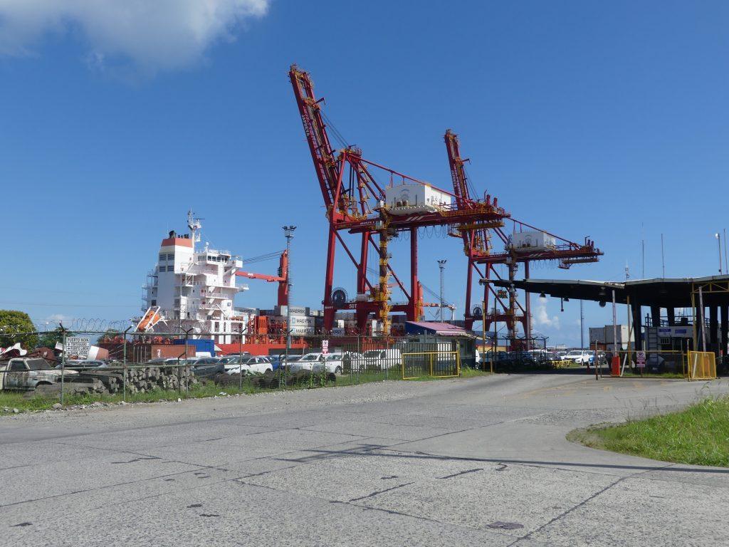 Limon et port Moin : un gros centre de transport