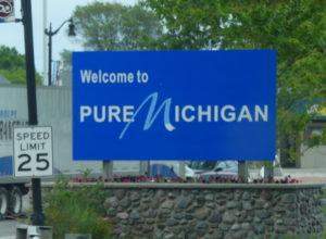 bienvenue dans le Michigan