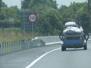 autoroute 110 km/h