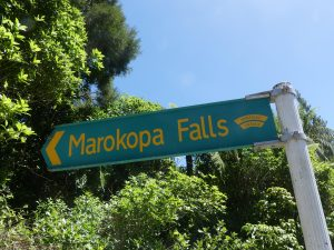 Marokupa Falls