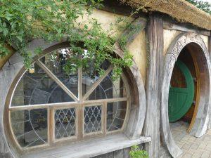 fenêtre hobbit