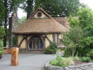 maison Hobbit à Matamata