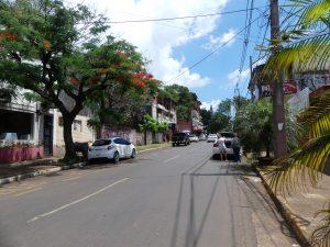 Une rue d'Encarnacion