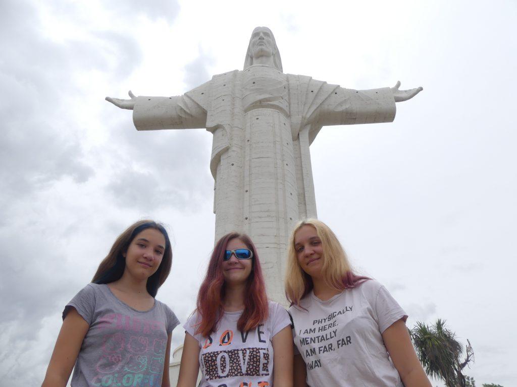 les trois soeurs à Cochabamba