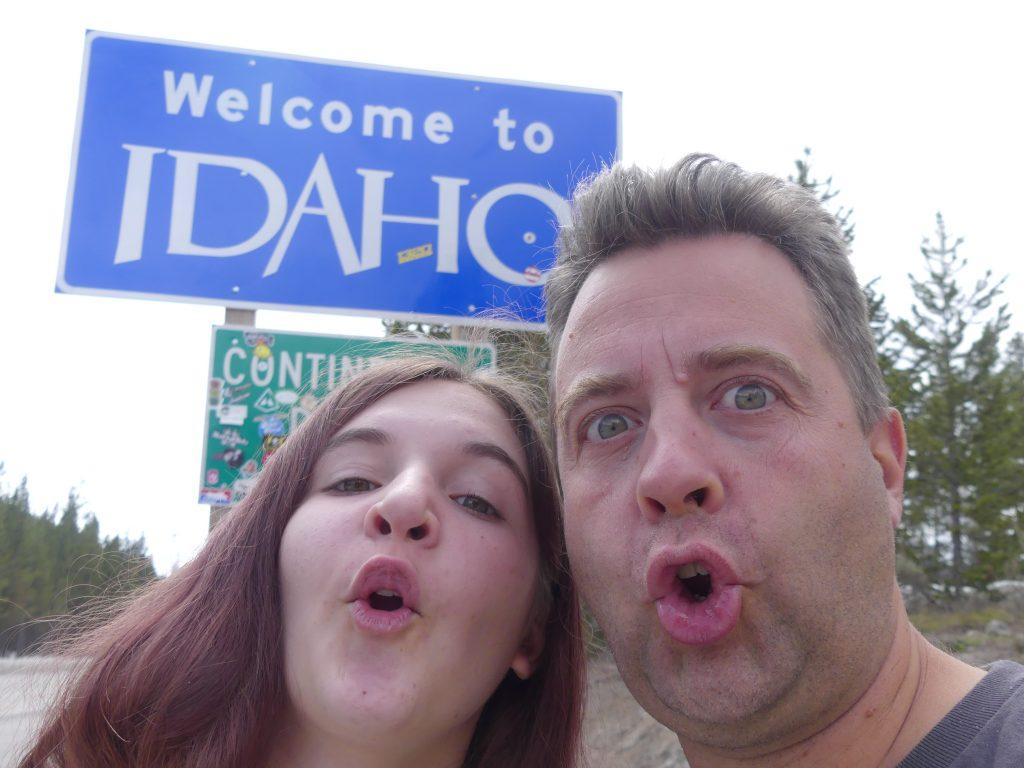 En Idaho, il y a des taxes