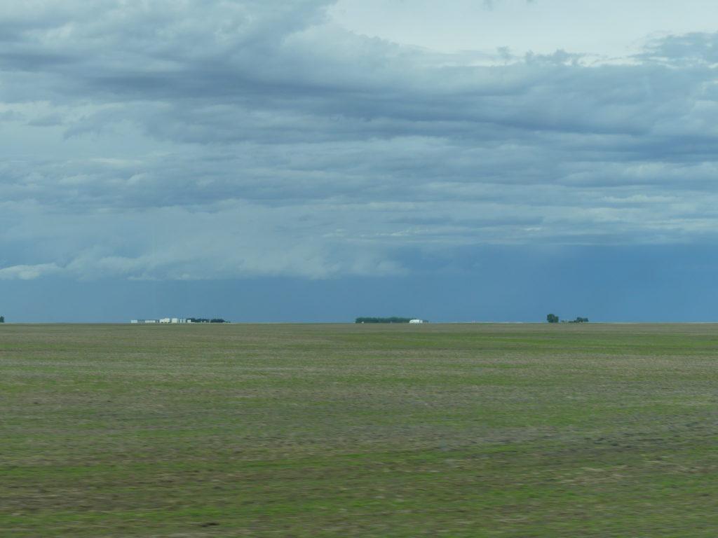 Saskatchewan ou Alberta ? La photo ne suffit pas à trancher.