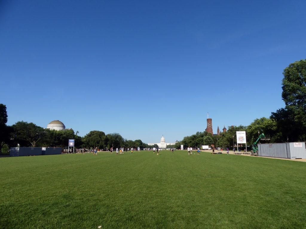 Le Capitole semble bien loin !