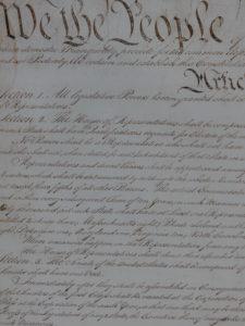 Constitution des Etats-Unis