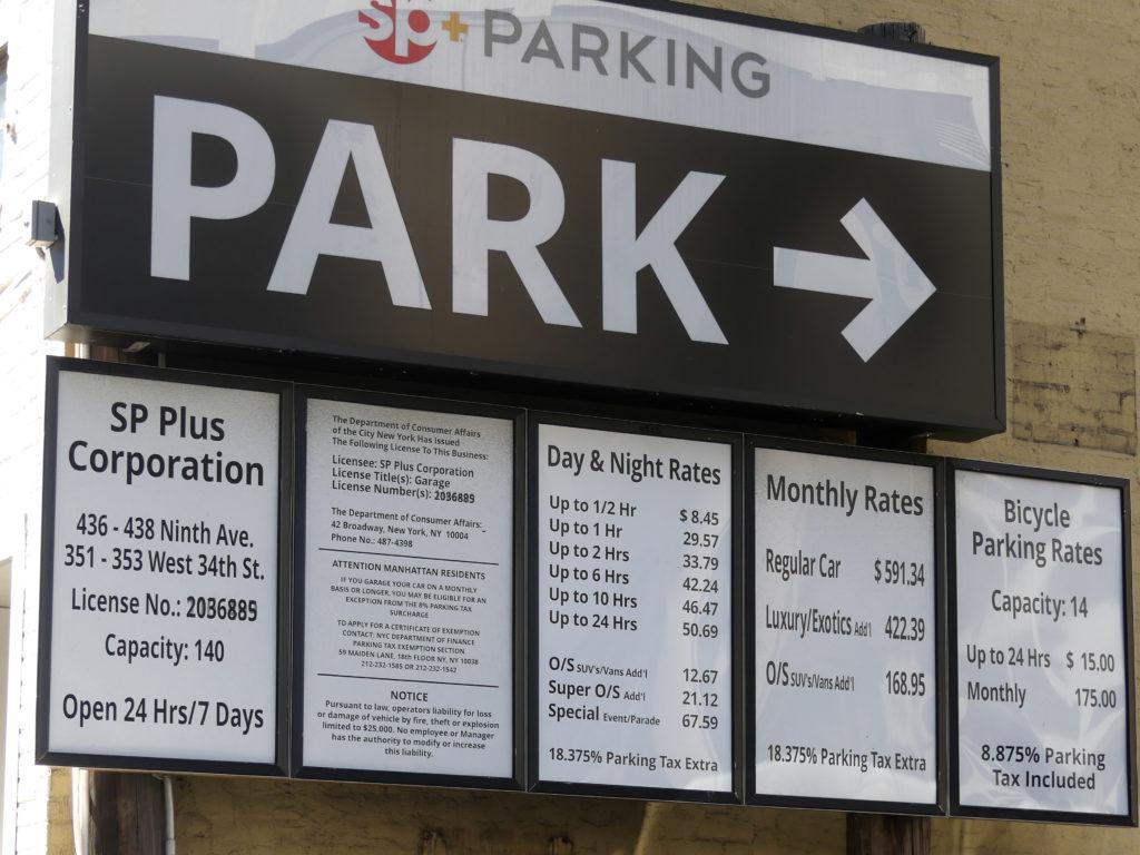 Arrêtez de vous plaindre des tarifs du stationnement !