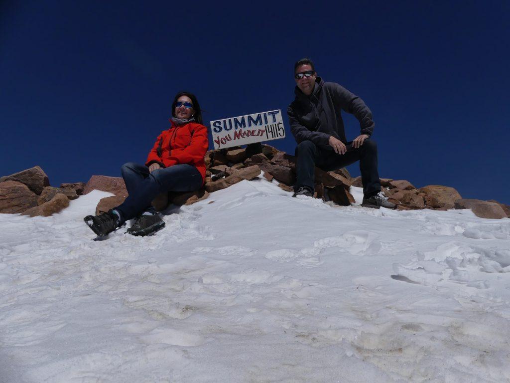 Pikes Peak !