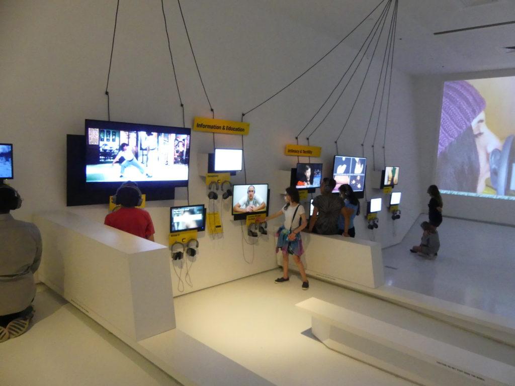 Queens : le musée de l'image animée et de la vidéo youtube