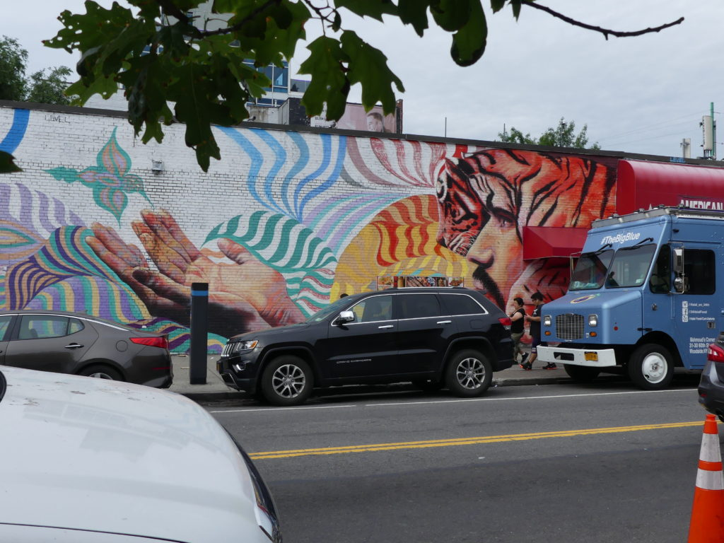Queens : de super fresques murales partout ou presque