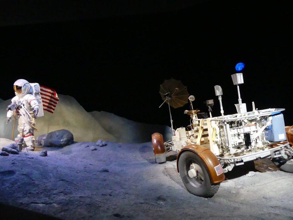 Ils ont marché sur la Lune !