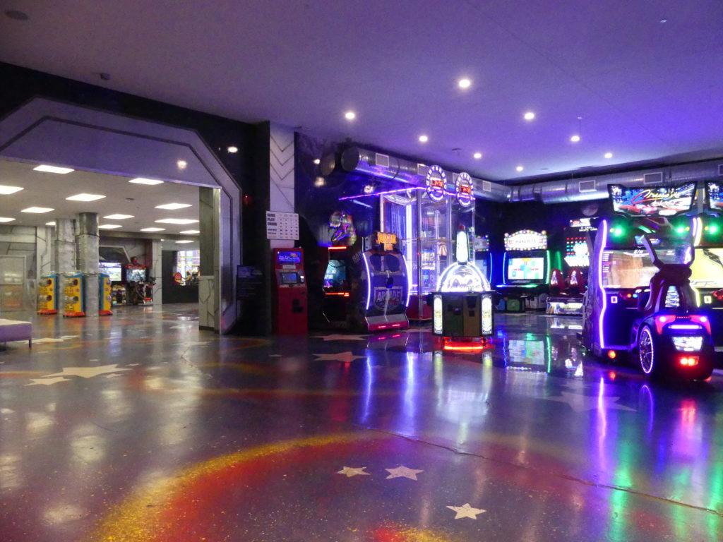 Arcades jeux vidéo